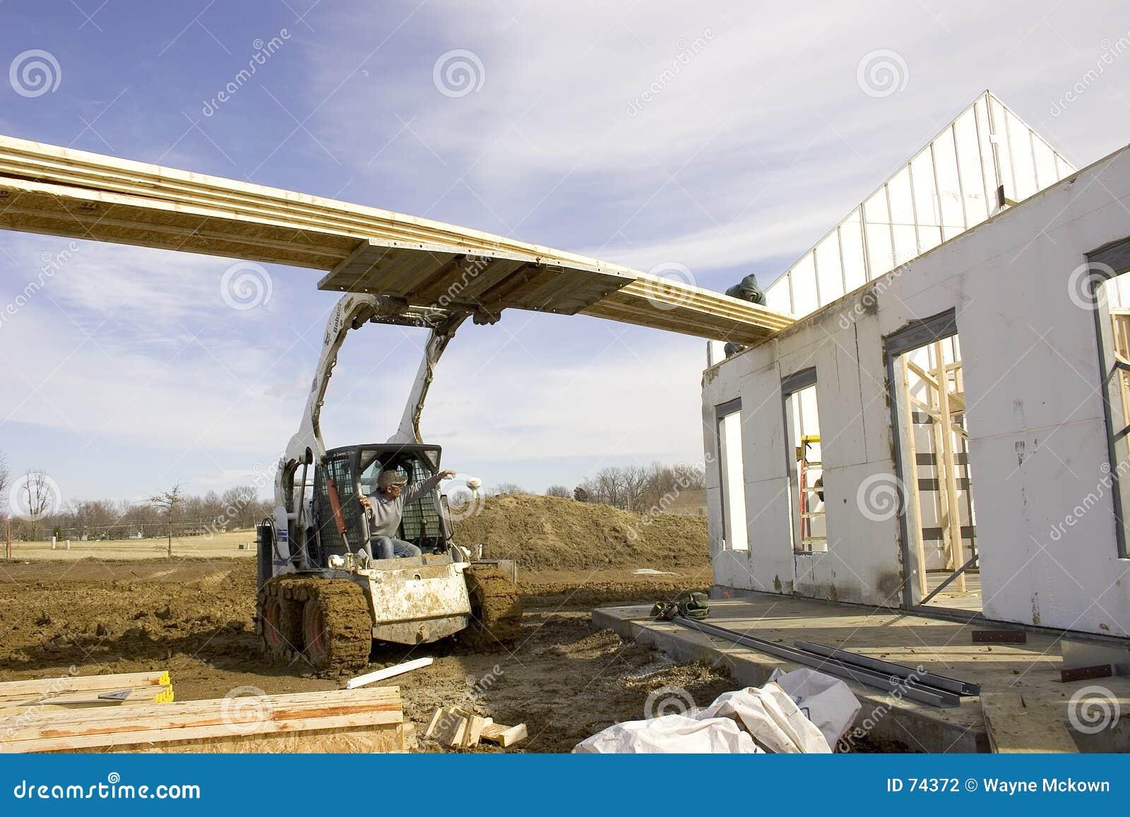 Construction à la maison 4