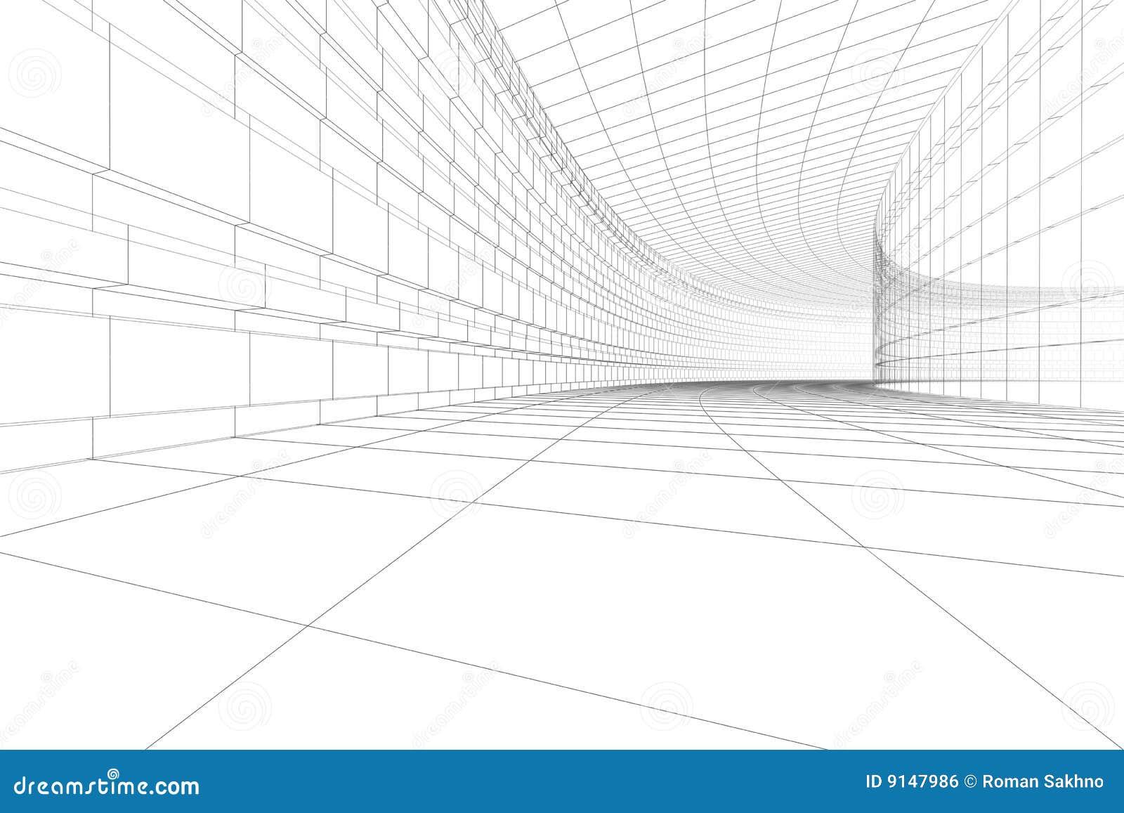 Construction 3D architecturale