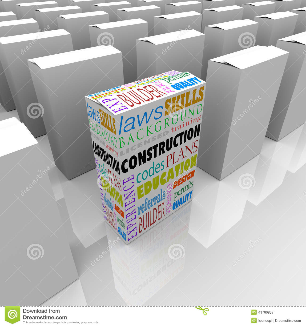 Construction boxes choose best builder contractor stock for How to choose a building contractor