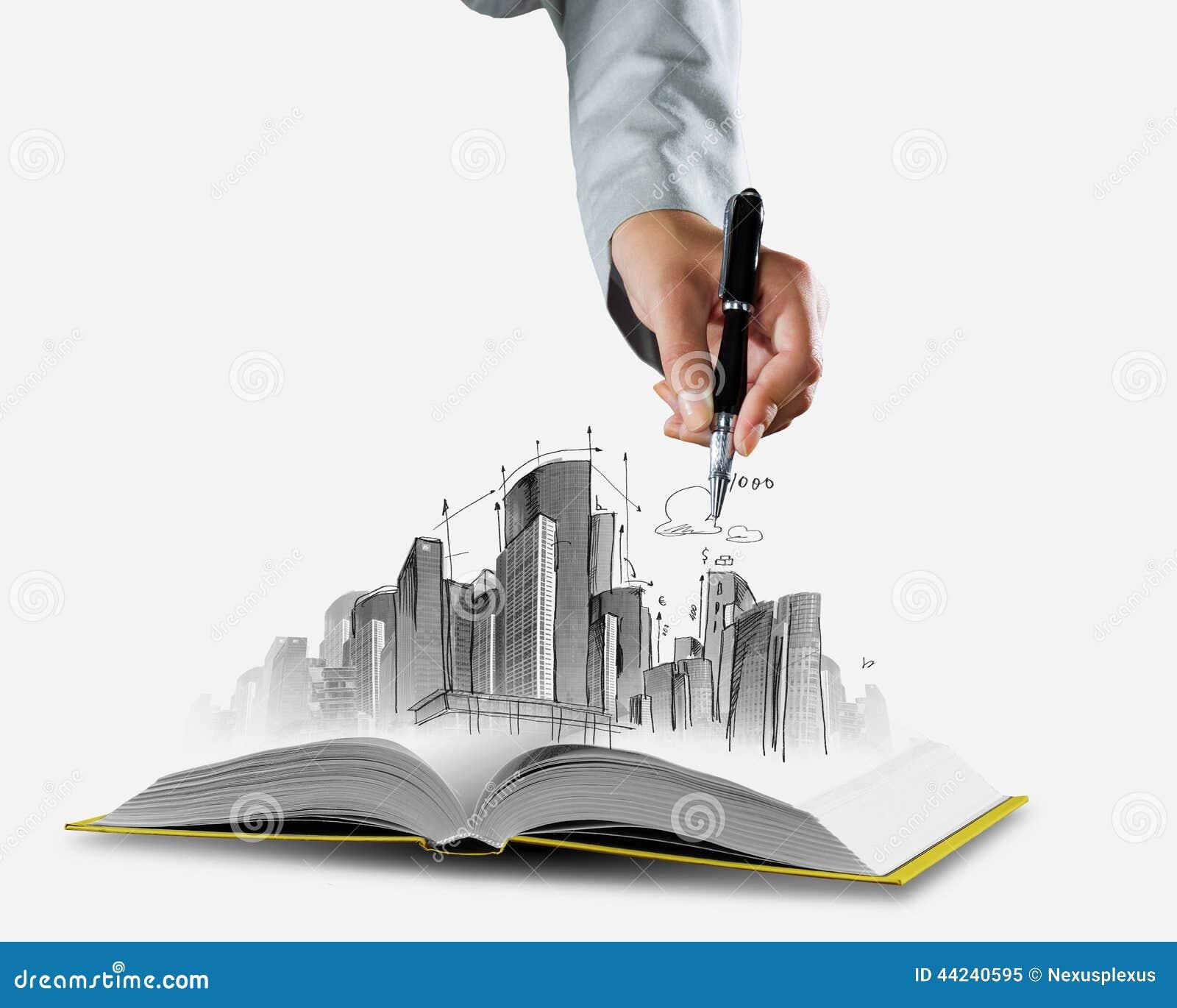 Building Construction Business : Construction business stock photo image