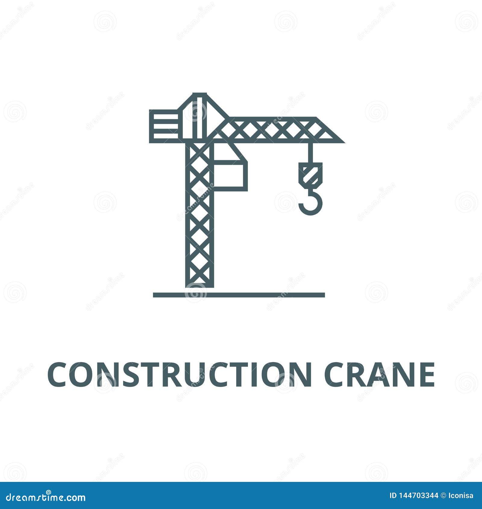 construction icon crane icon engineering icon clipart - Technology, Symbol,  Gadget, transparent clip art