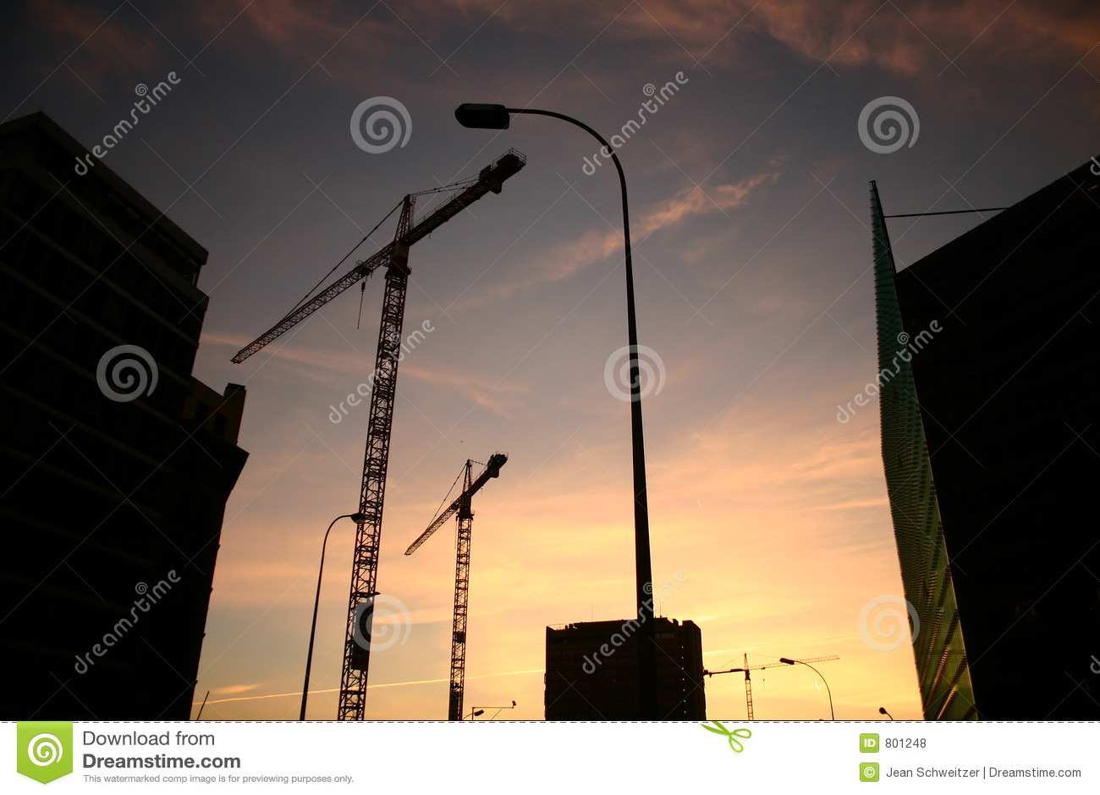 Construction d UE