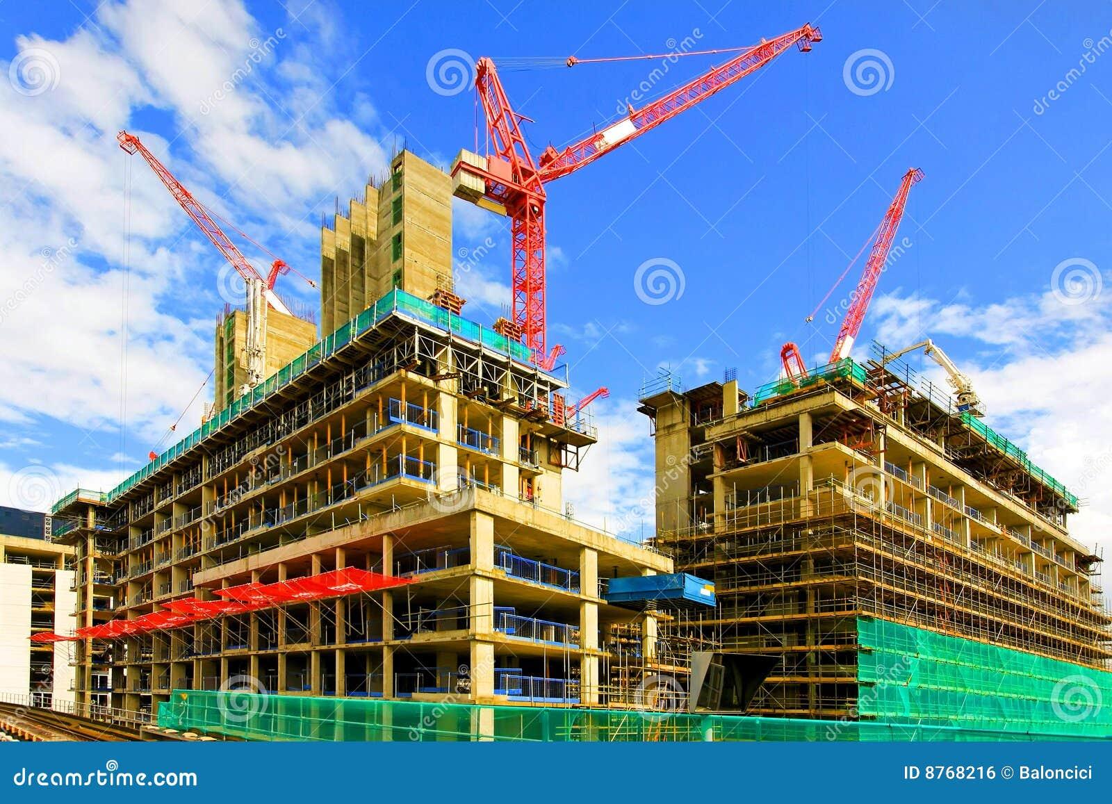 Construction de bâtiments 2