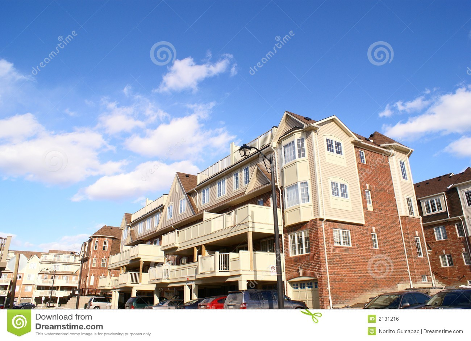 Construction de condominium