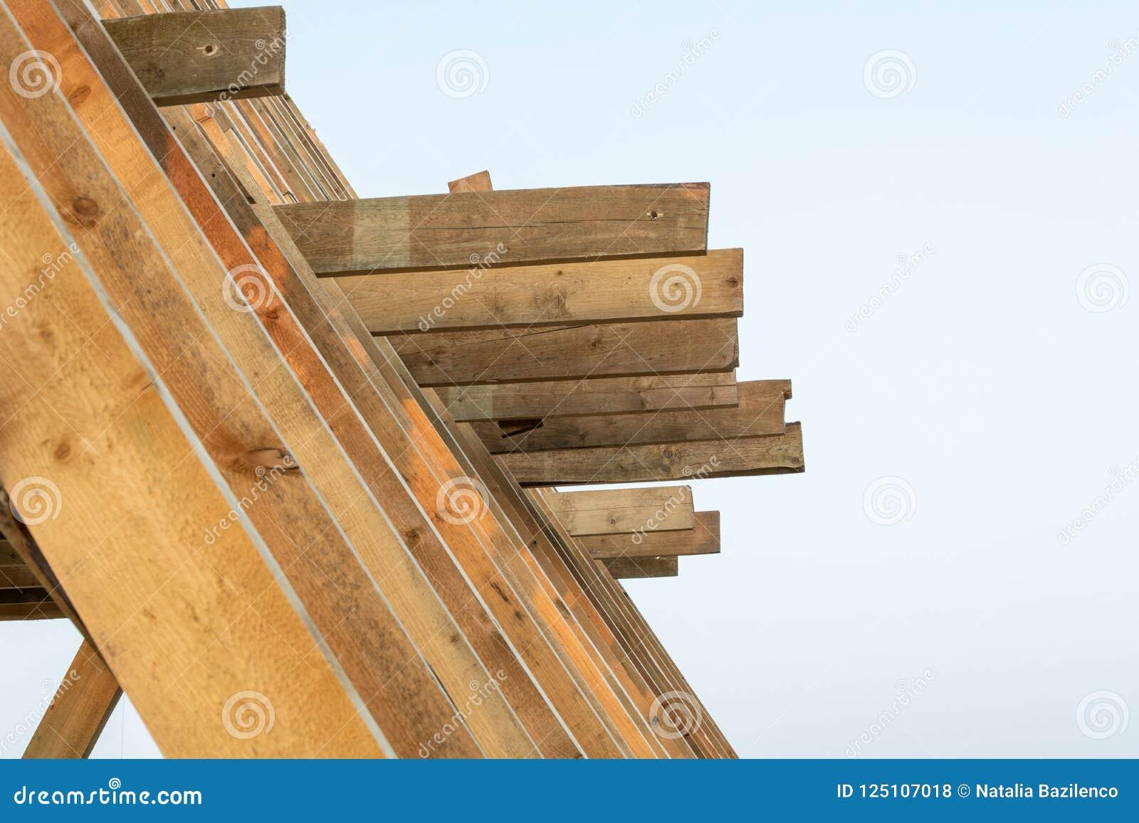Construction de maison unifamiliale Construction d une Chambre encadrée nouvel en bois