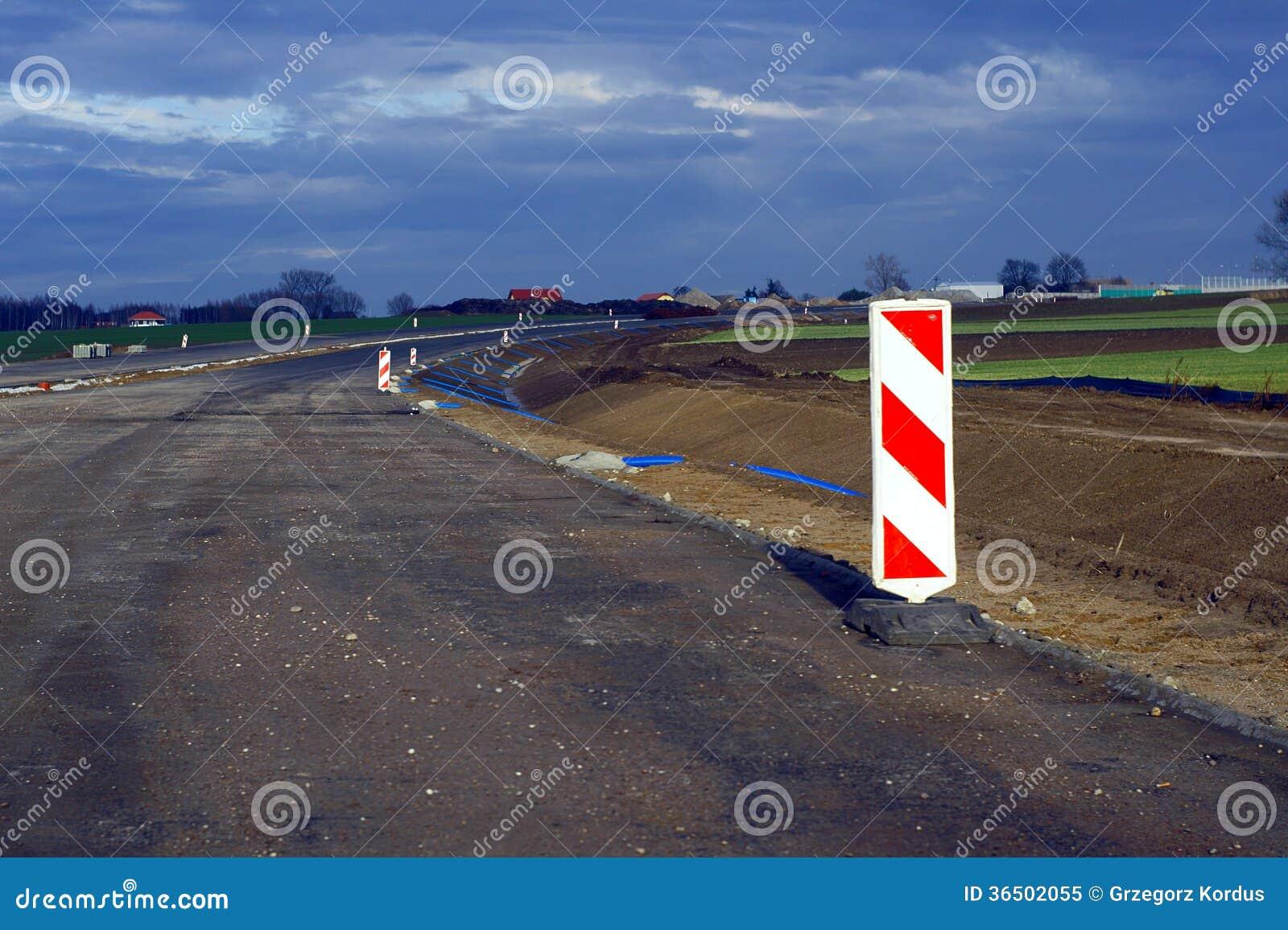 Construction de routes exprès