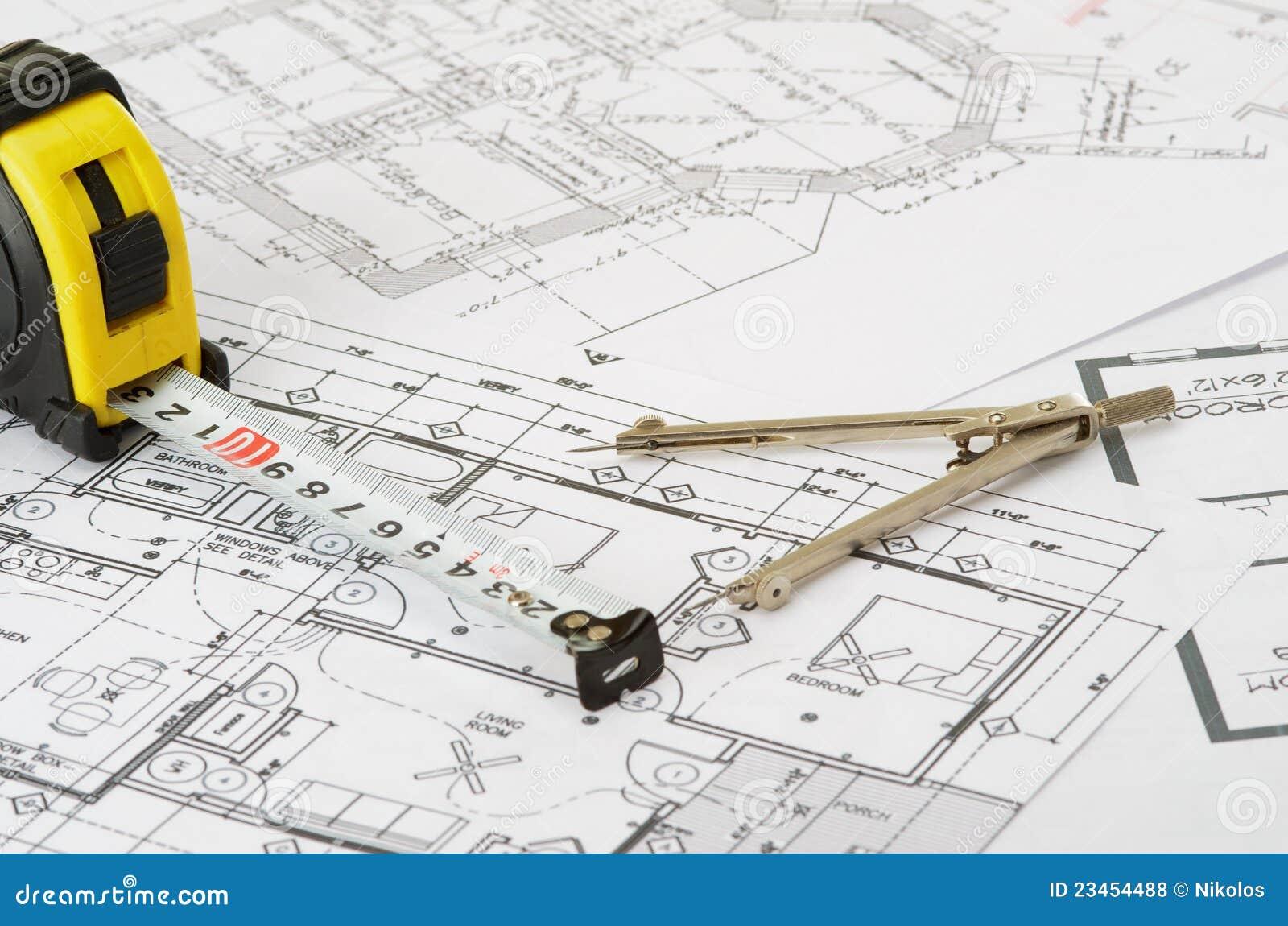 Construction drawing royalty free stock photos image for Construction drawing