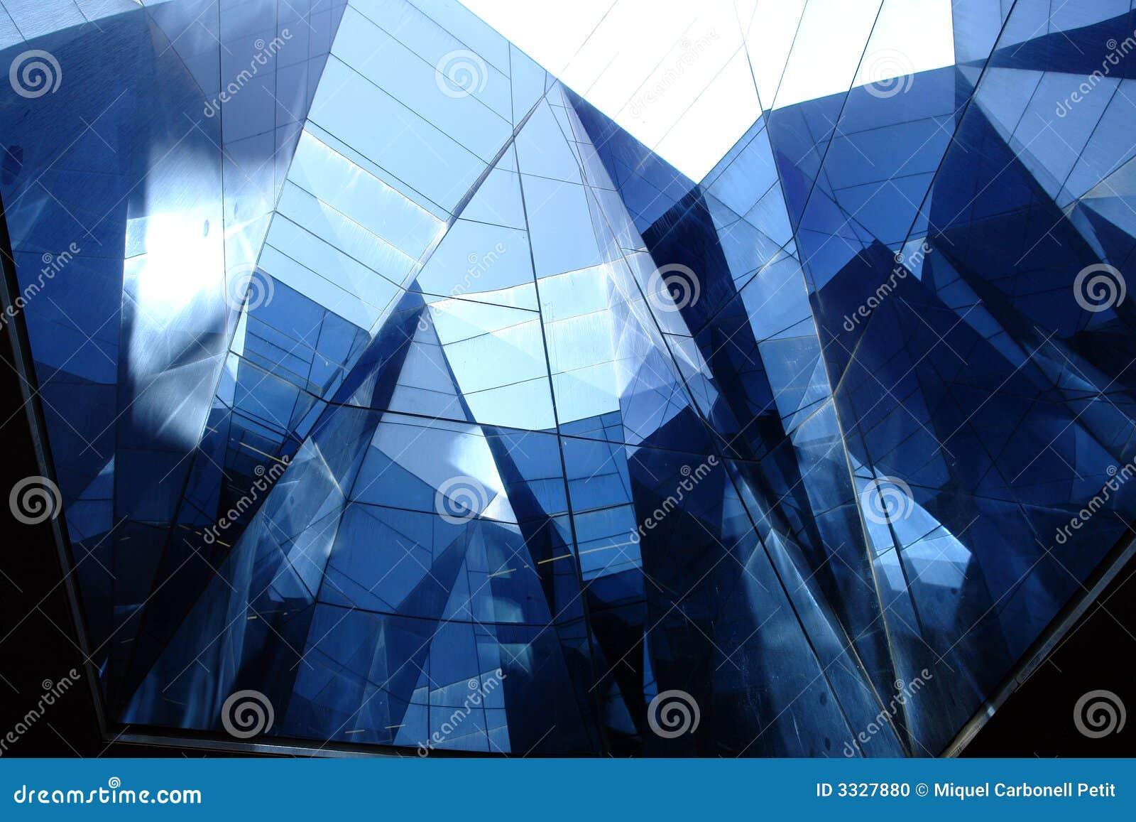 Construction en verre