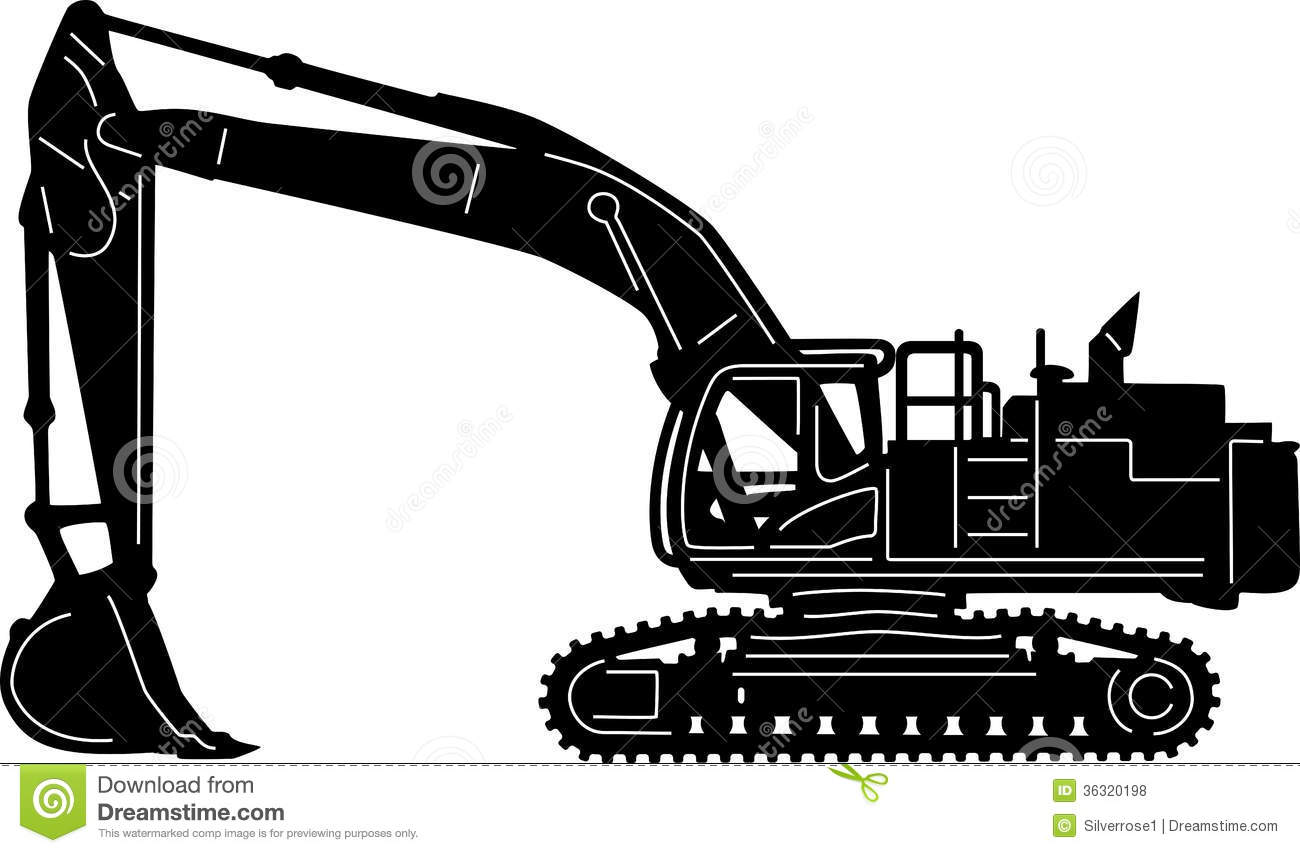 Construction Equipment Stock Photo Image Of