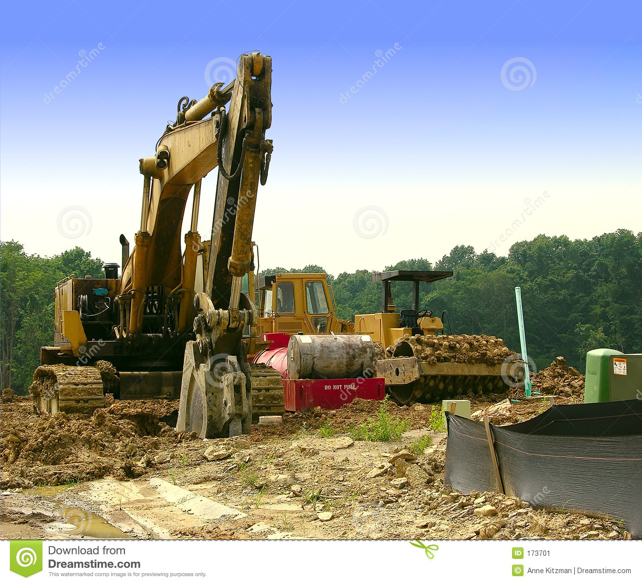 Construction - Heavy equipment