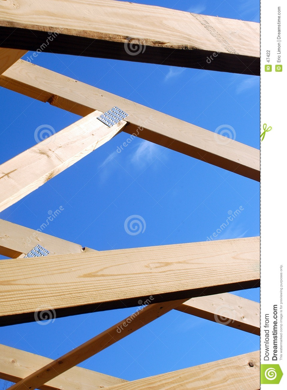 Construction of a house