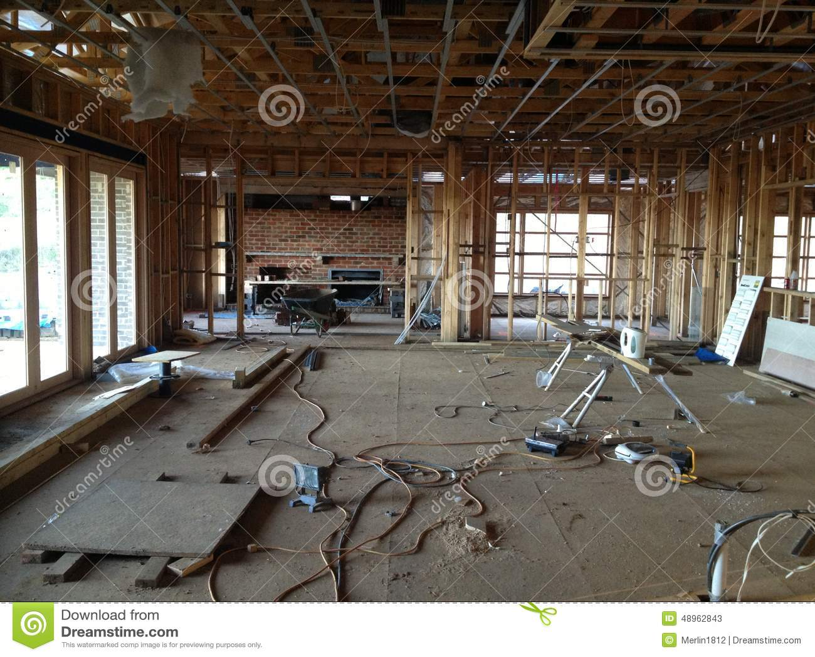 Construction Stock Photo - Image: 48962843