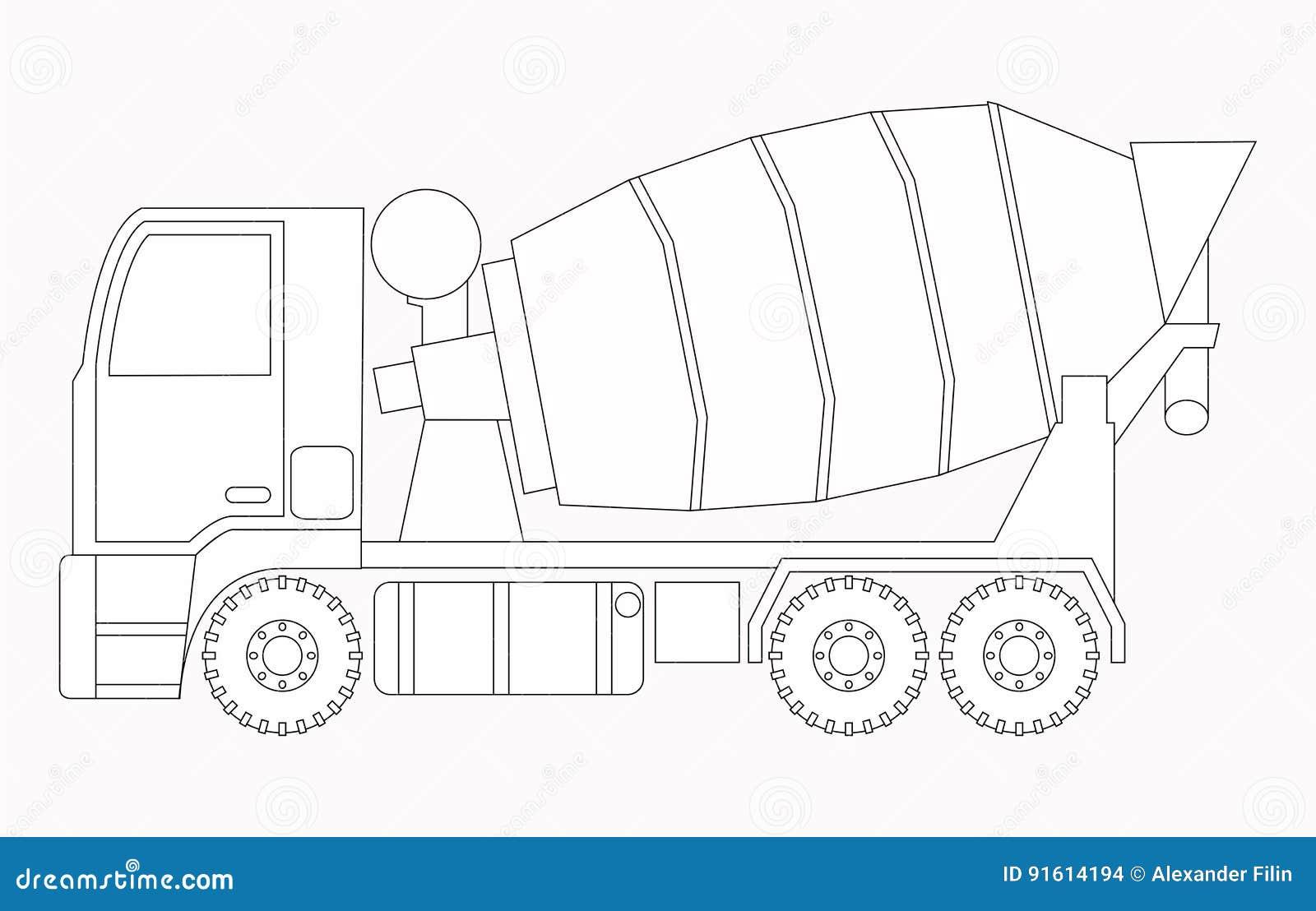 Tough Boys Construction Coloring | Free | Construction Equipment | 917x1300
