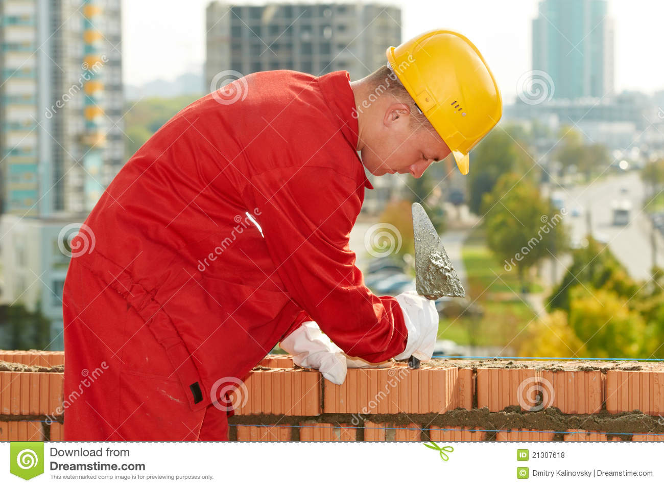 how to become a bricklayer mason