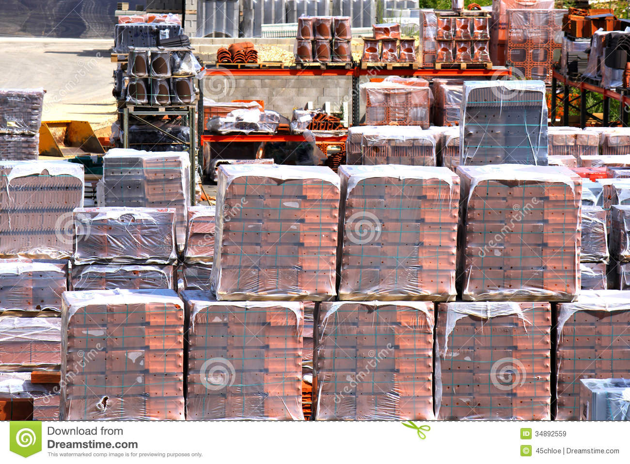 Construction materials royalty free stock images image for Supplies to build a house