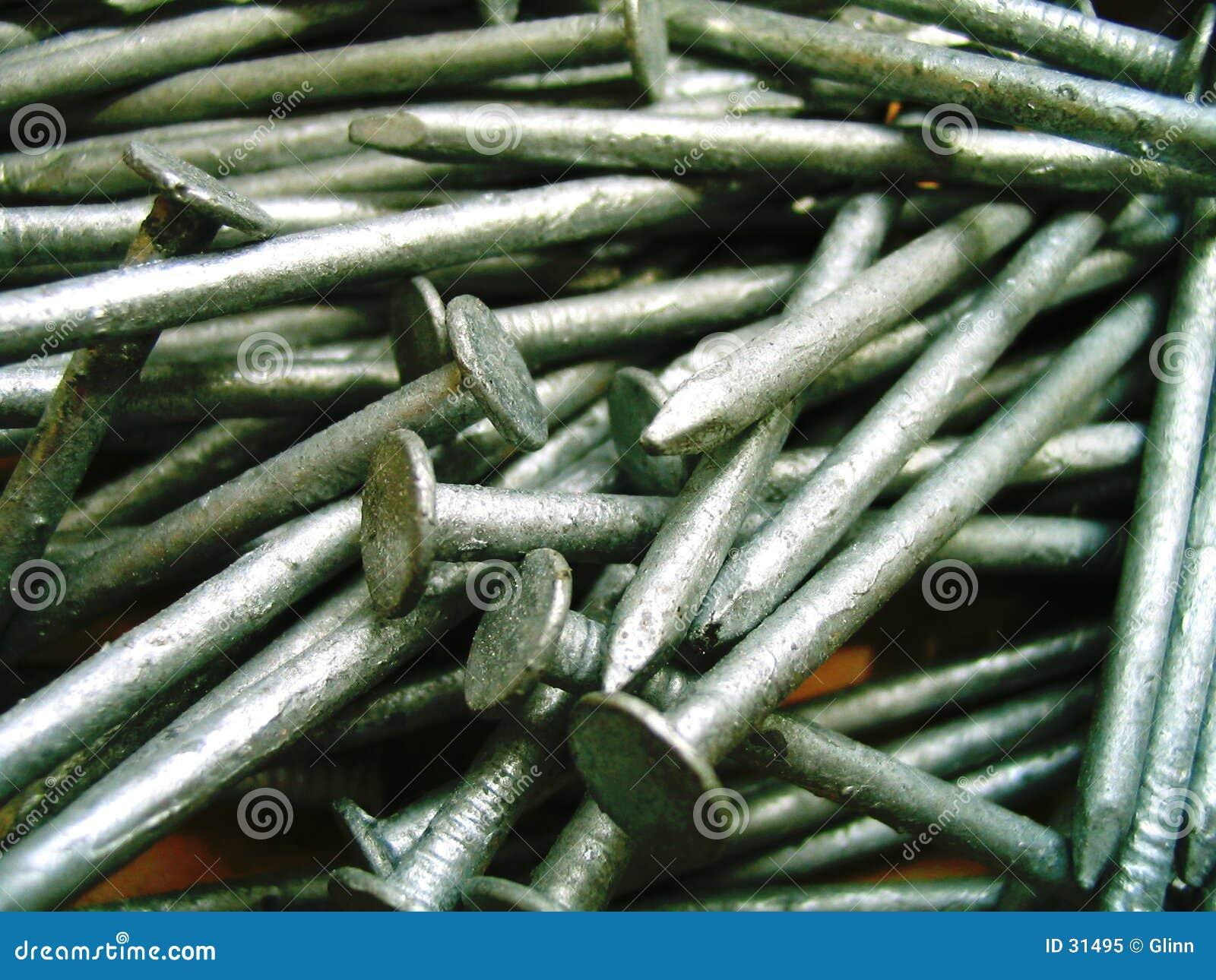 Construction nails