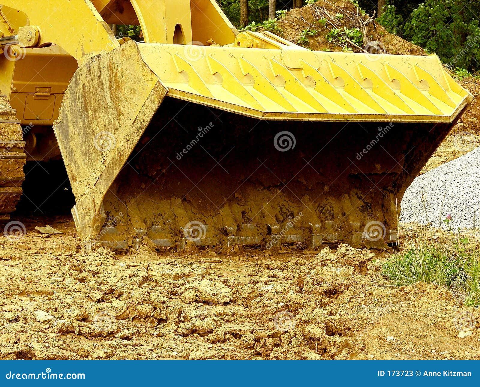 Construction - a obtenu l épuisette !