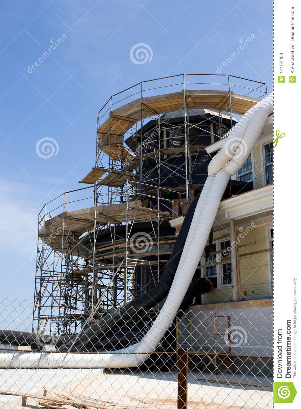 Construction Scaffolding Design : Construction scaffolding stock images image