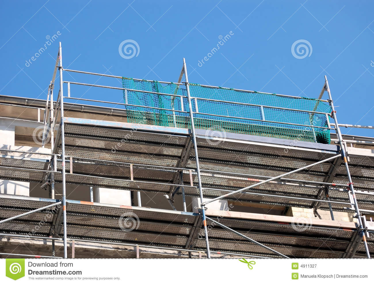 Construction Scaffolding Design : Construction scaffolding royalty free stock photography