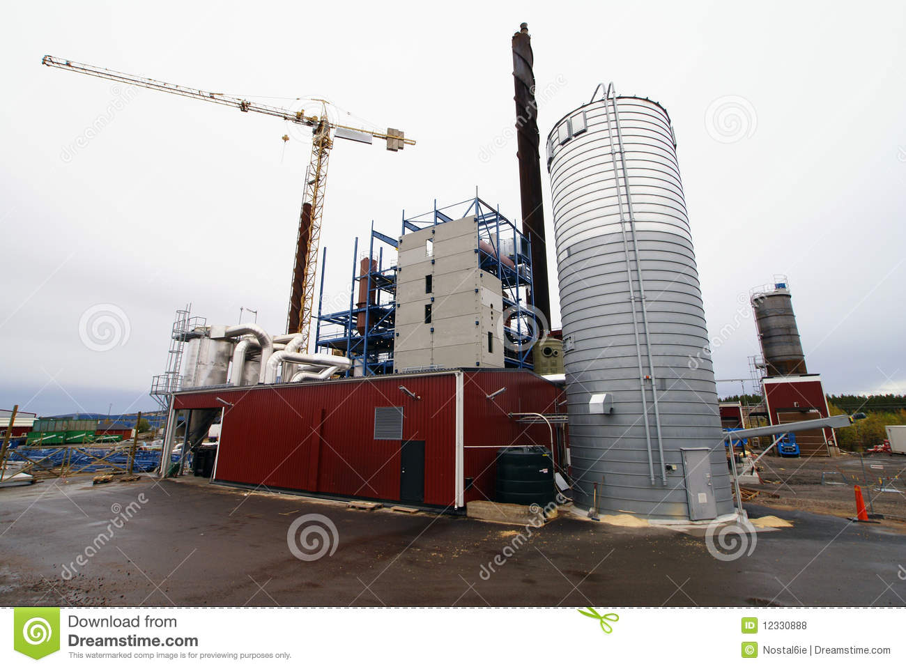 Construction site royalty free stock photos image 12330888 for Construction bio