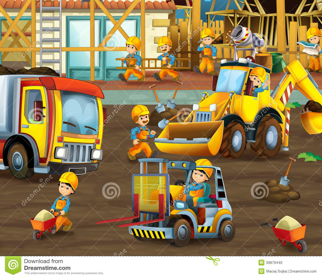 Construction Sign Clipart On The Construction Si...