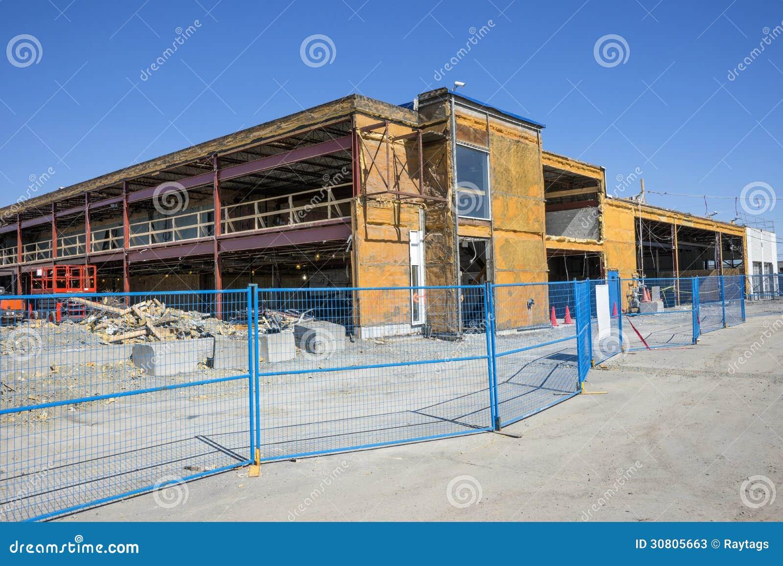 Construction Site Stock Image Image Of Craftsmen Erect 30805663