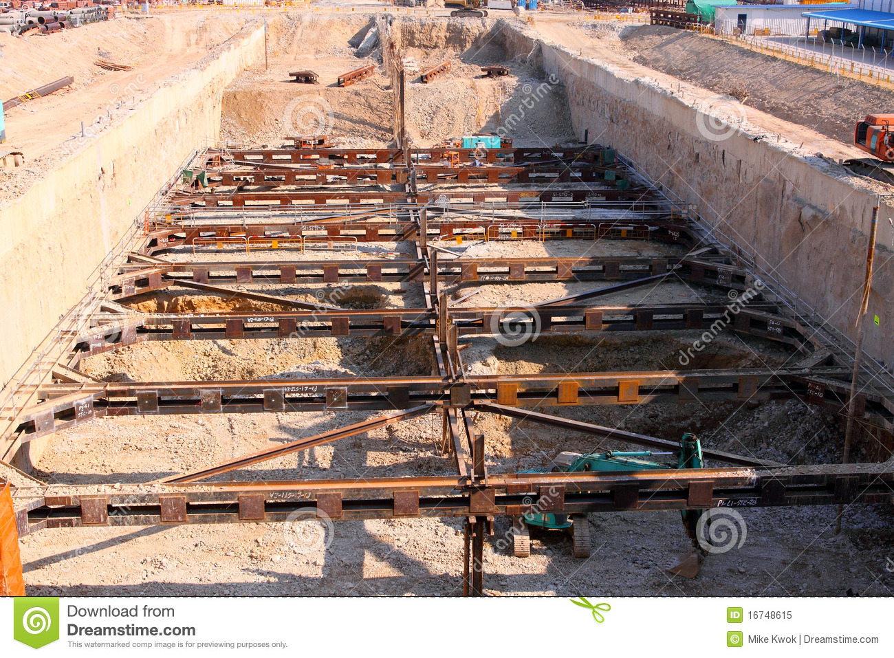 Royalty Free Stock Photo: Construction Sites: dreamstime.com/royalty-free-stock-photo-construction-sites...