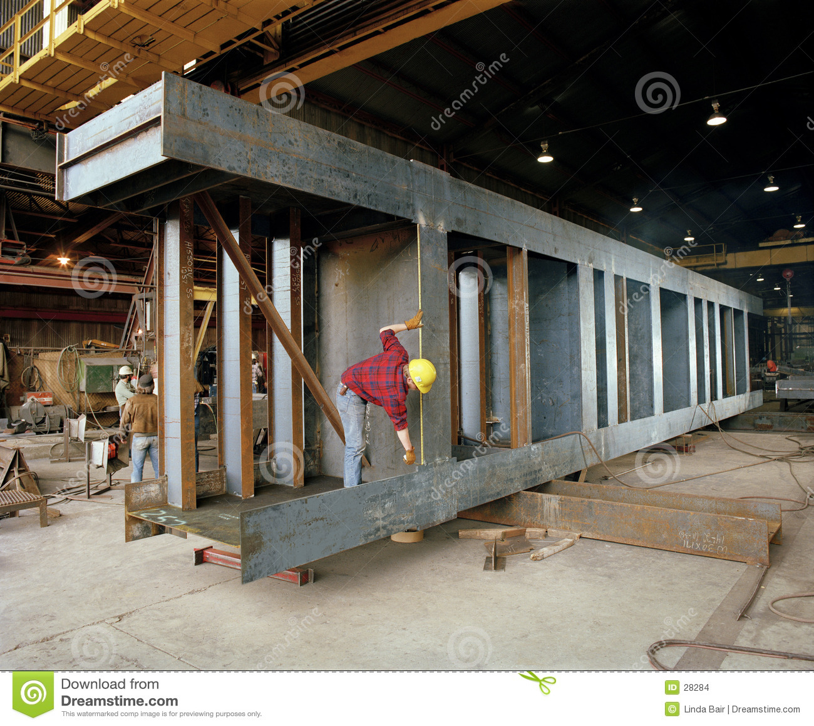 Construction: Steel Fabrication