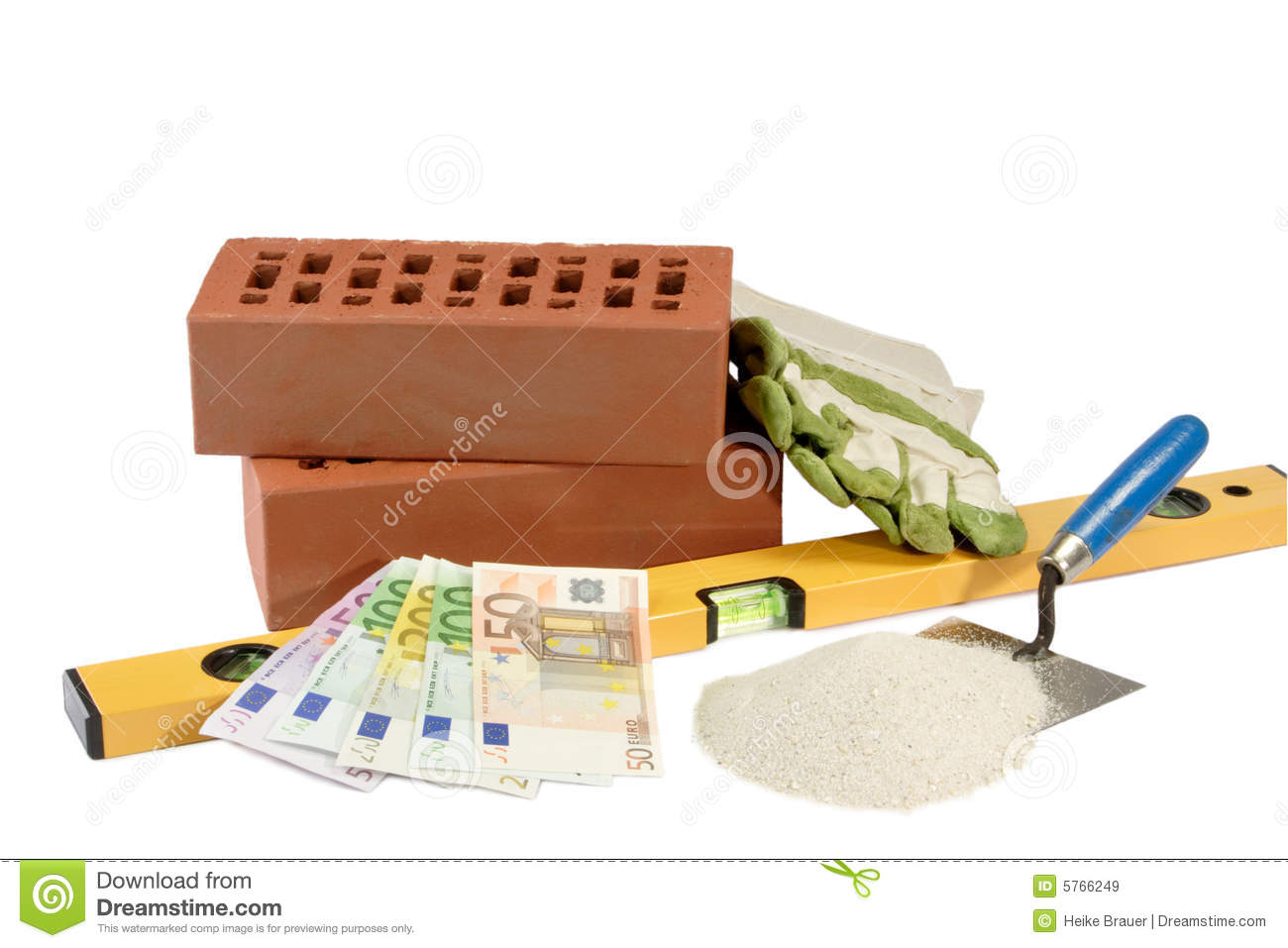 Construction Supplies Royalty Free Stock Images Image