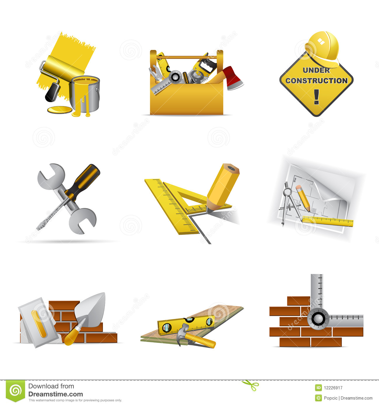 Free Clipart House Builder
