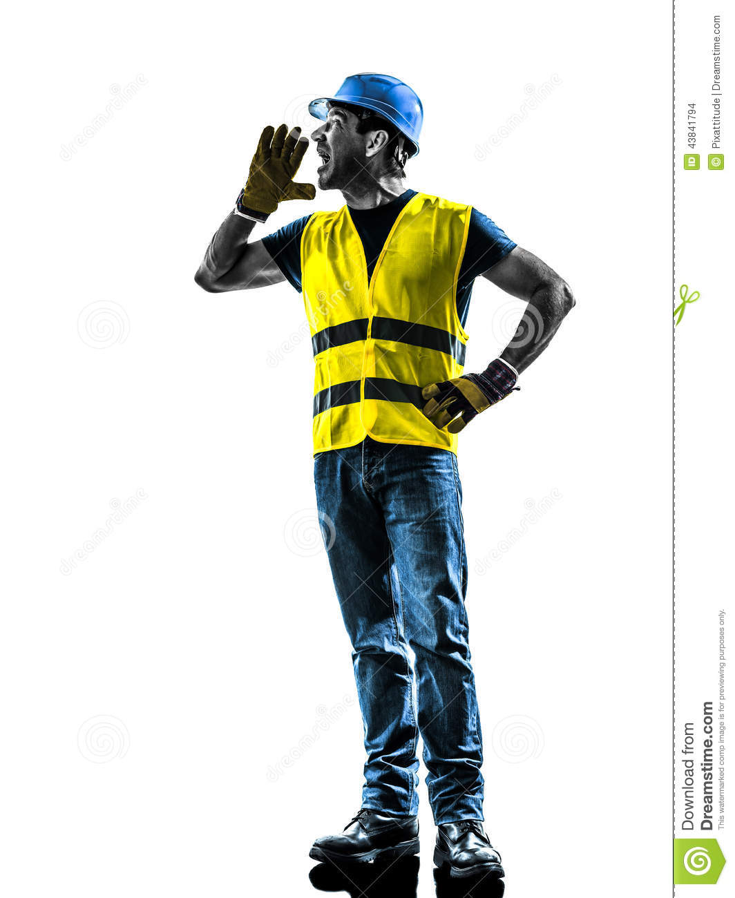 Construction Worker Jacket