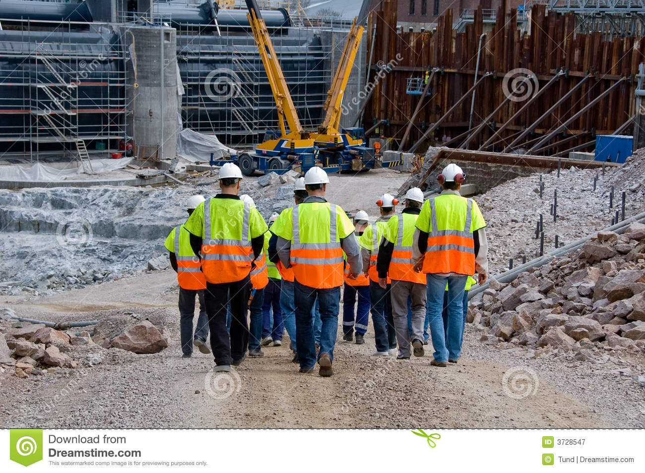 Construction workers royalty free stock photography image 3728547 for Construction
