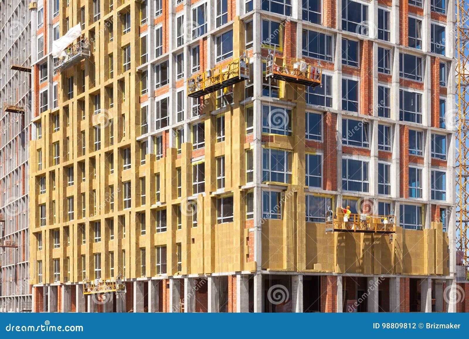 How to assemble an AGT facade 58