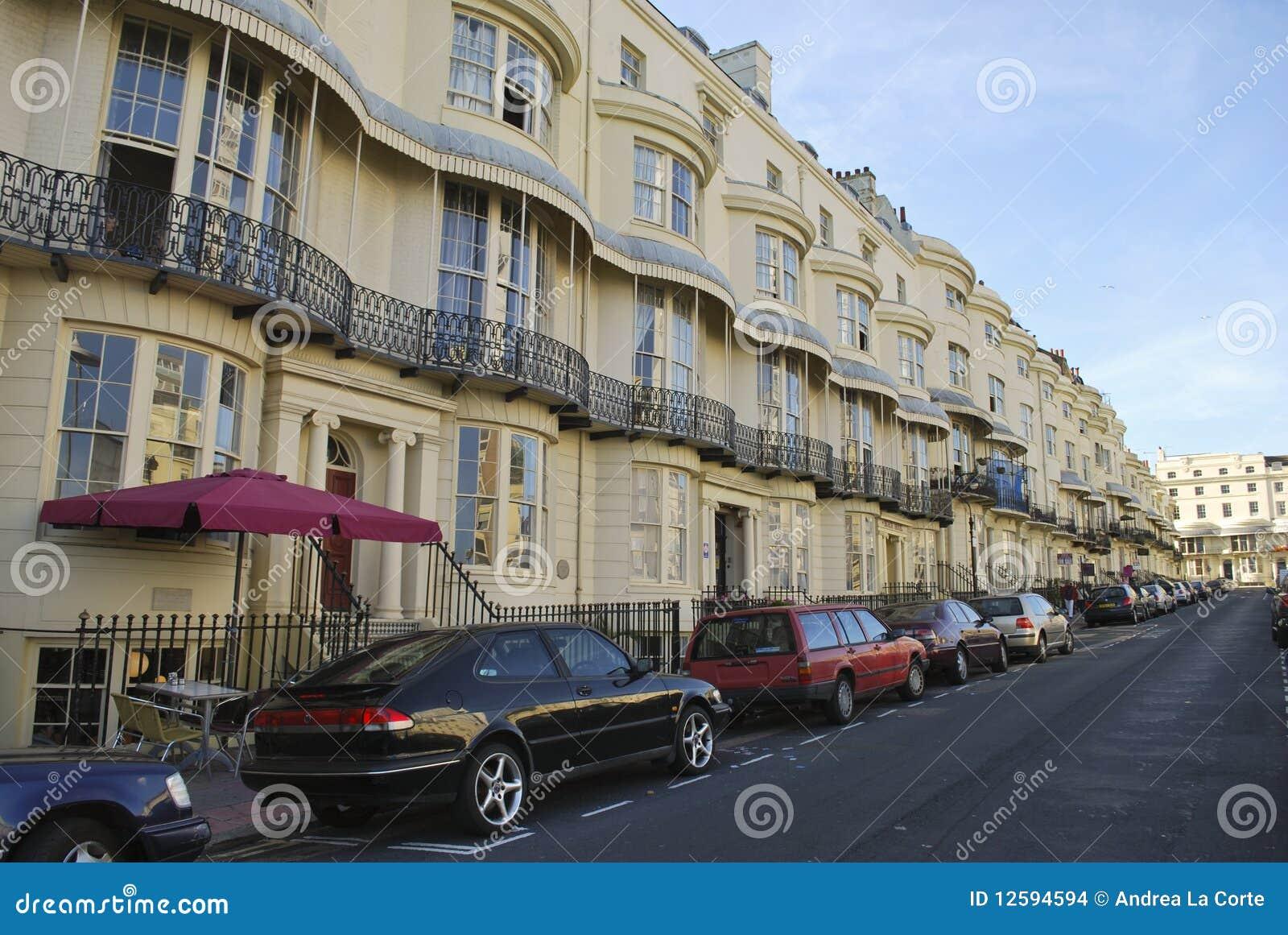Constructions à Brighton