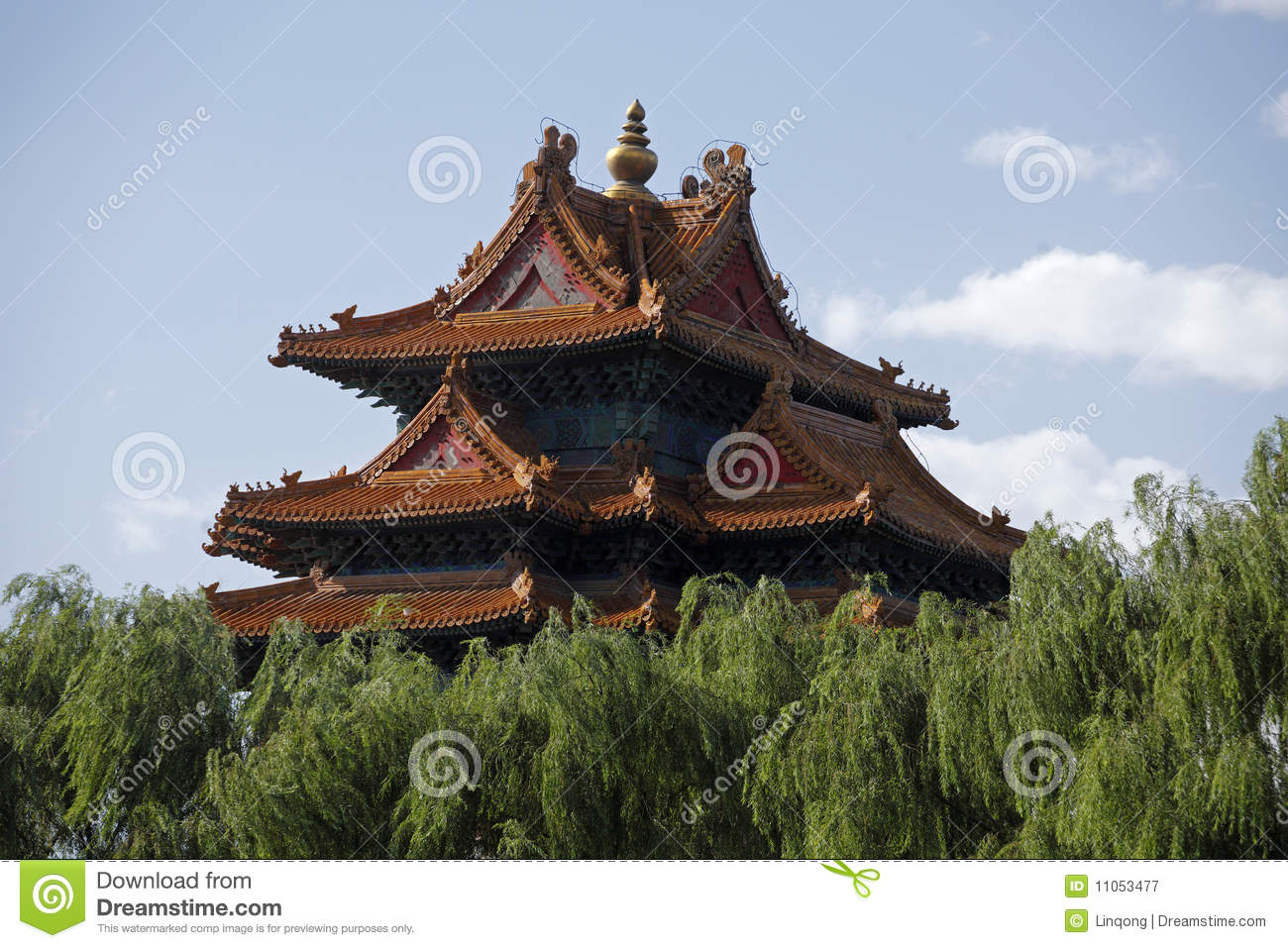 Constructions antiques chinoises
