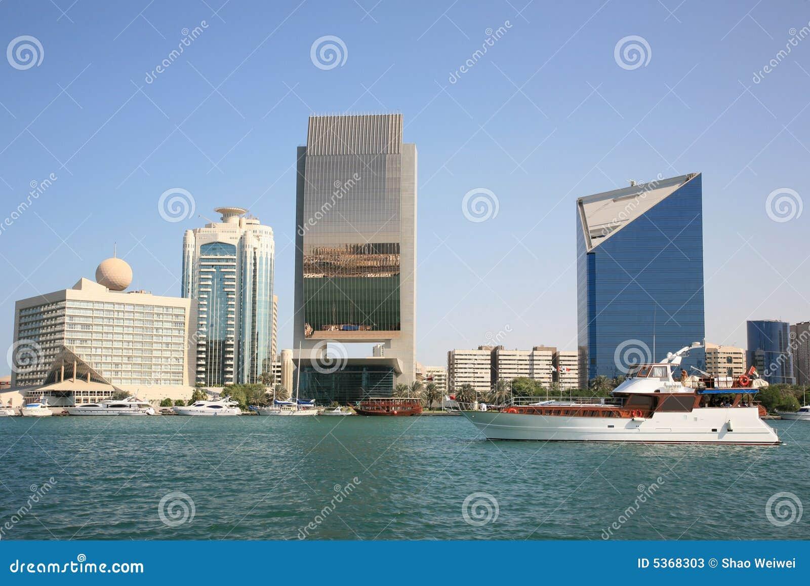 Constructions de Dubai Creek