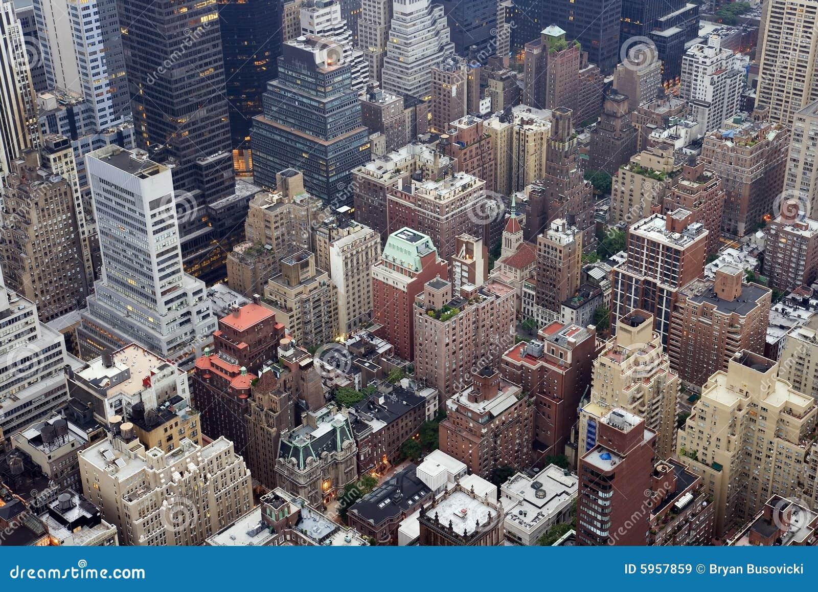 Constructions de New York City