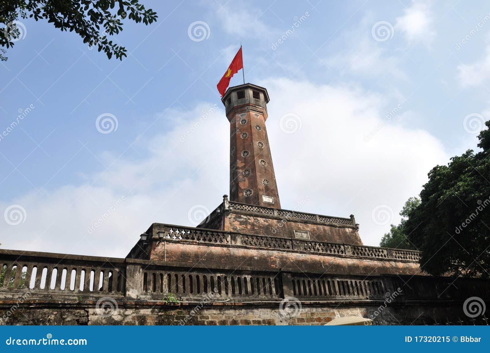 Constructions historiques au Vietnam