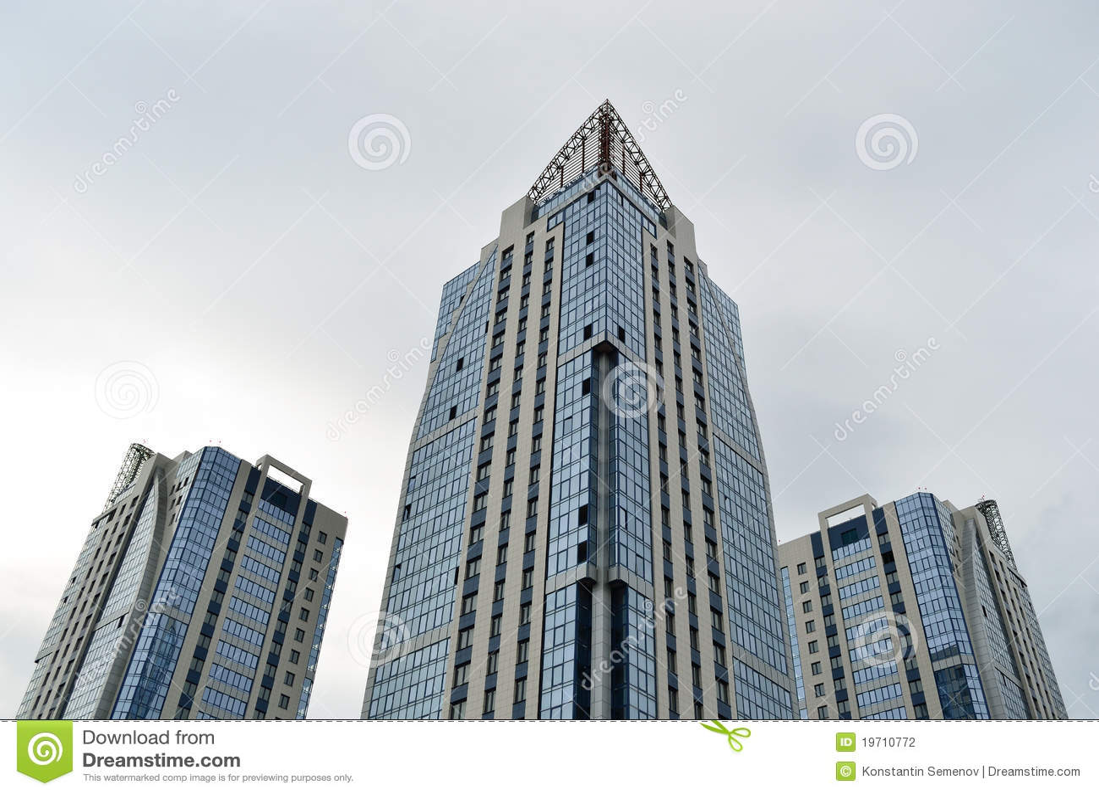 Constructions modernes