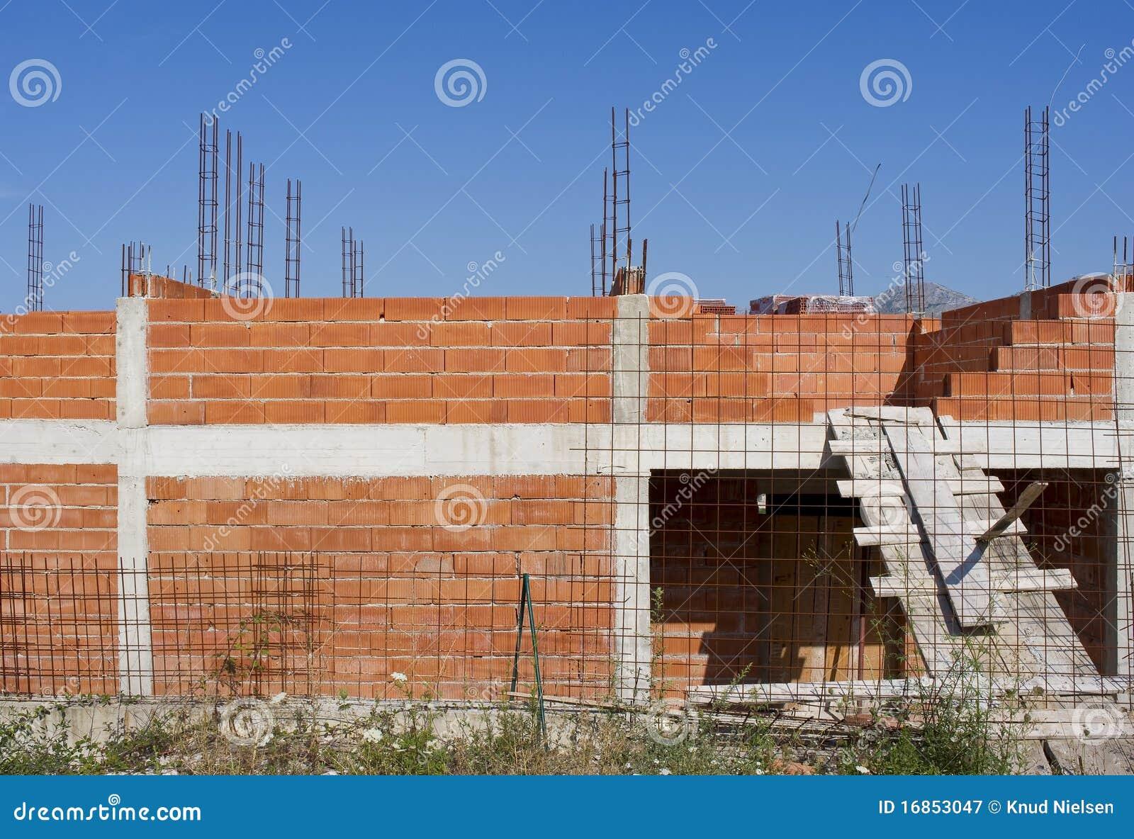 Construindo uma casa nova