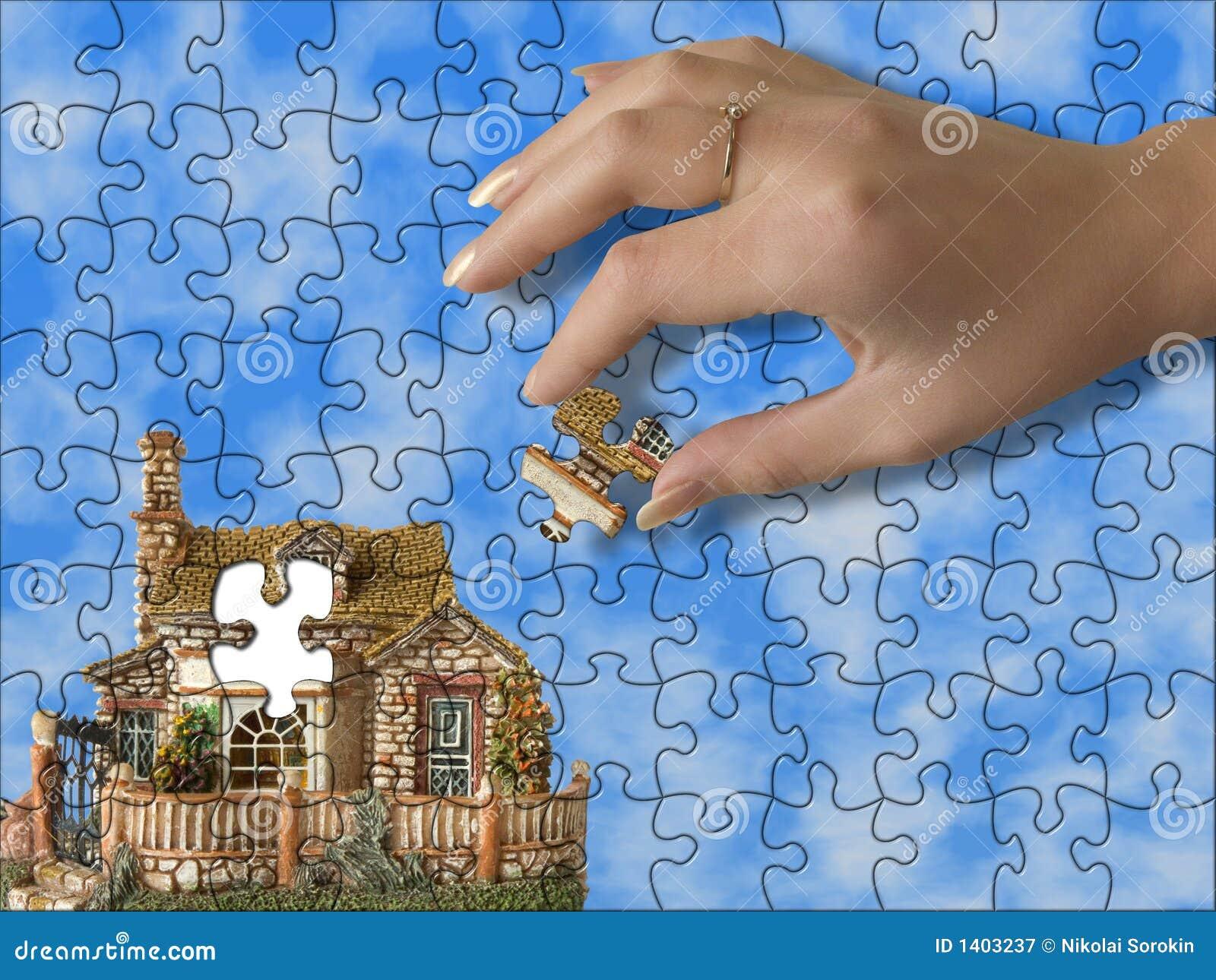 Construisez la maison