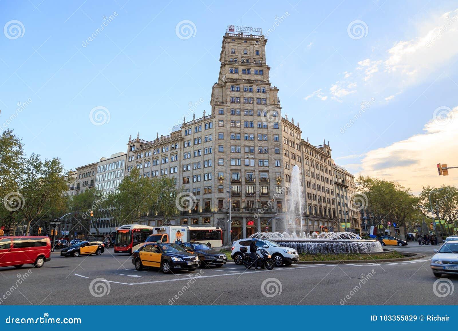 Consulado argentino en Barcelona, España