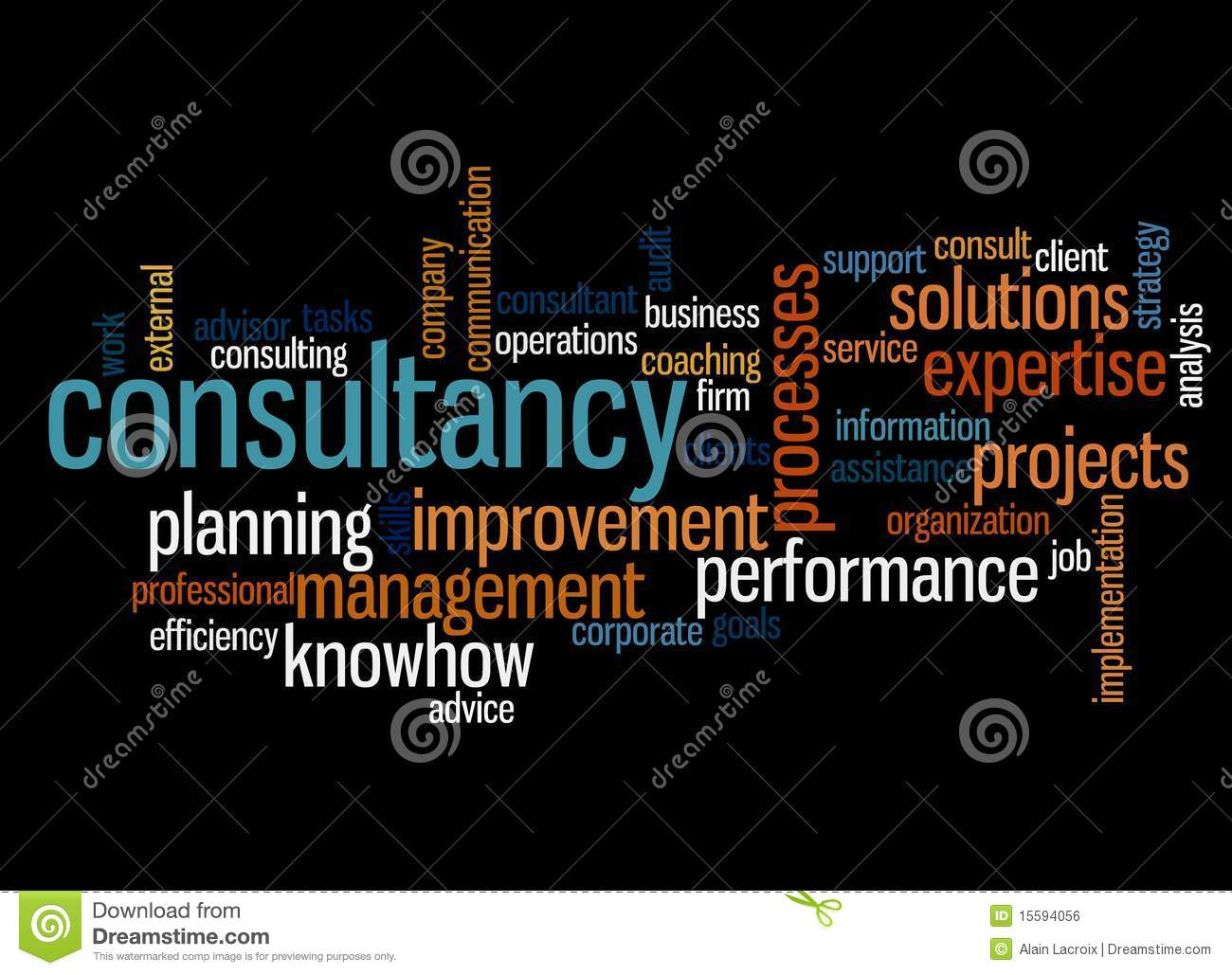 consultancy royalty free stock image