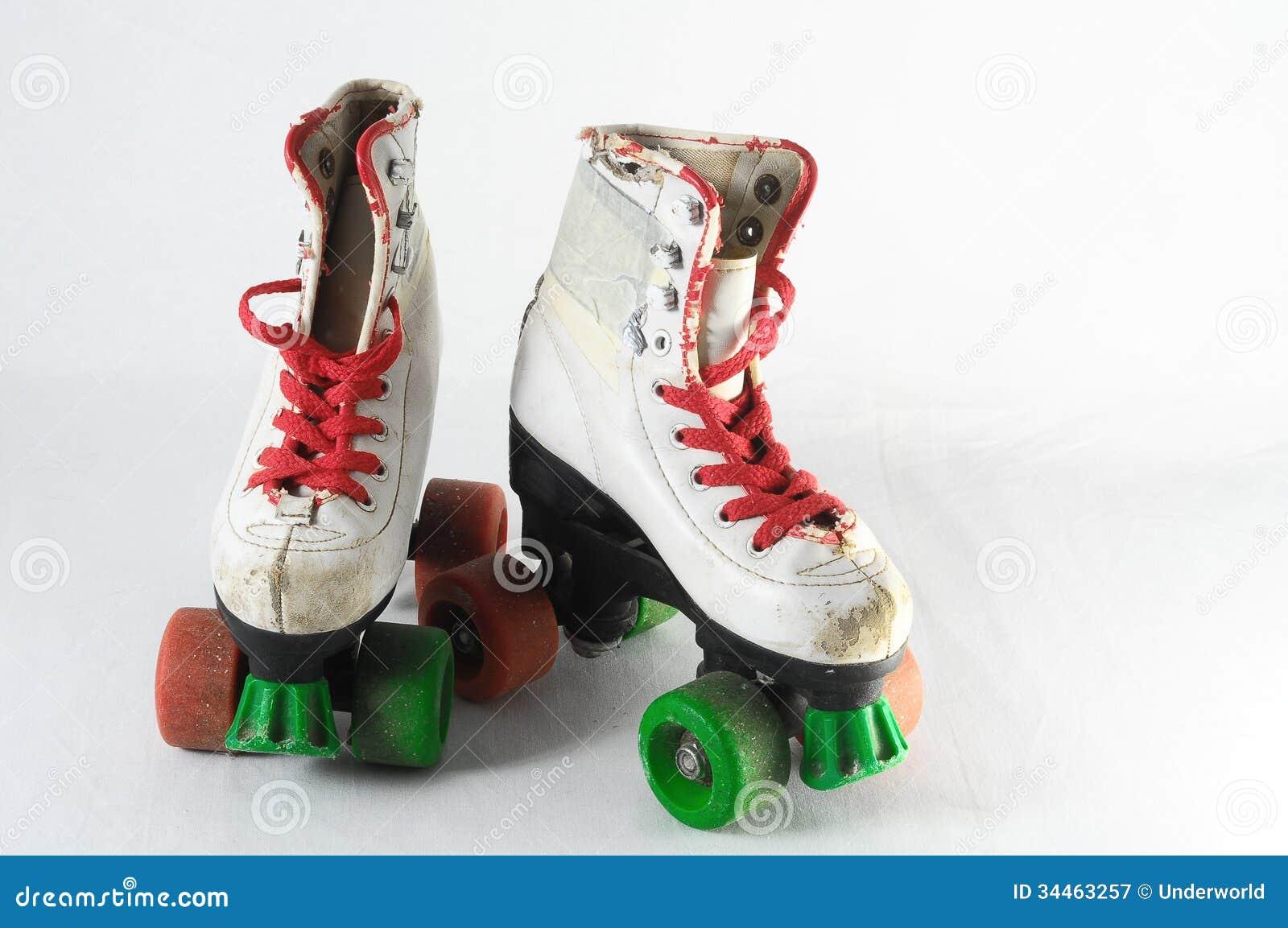 Roller skates for free - Consumed Roller Skate
