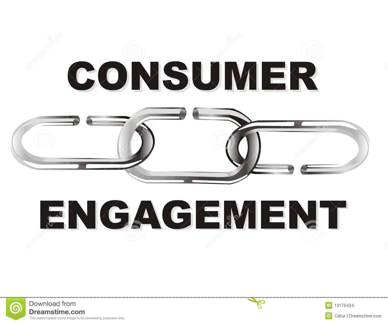 Consumer Engagement Stock Images Image 13176434