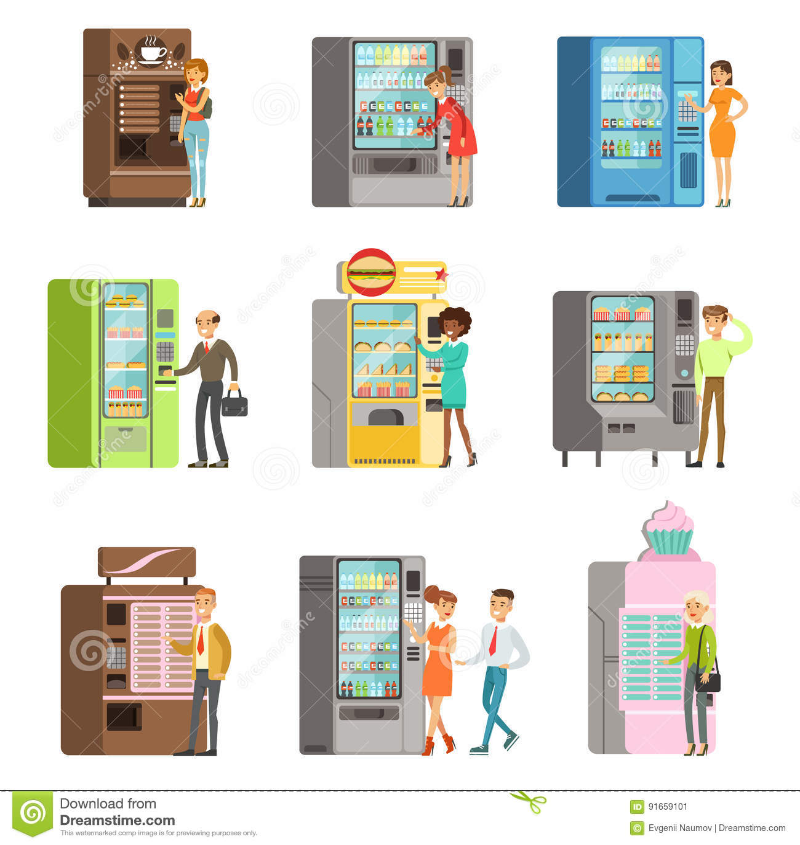 Buy A Vending Machine Near Me
