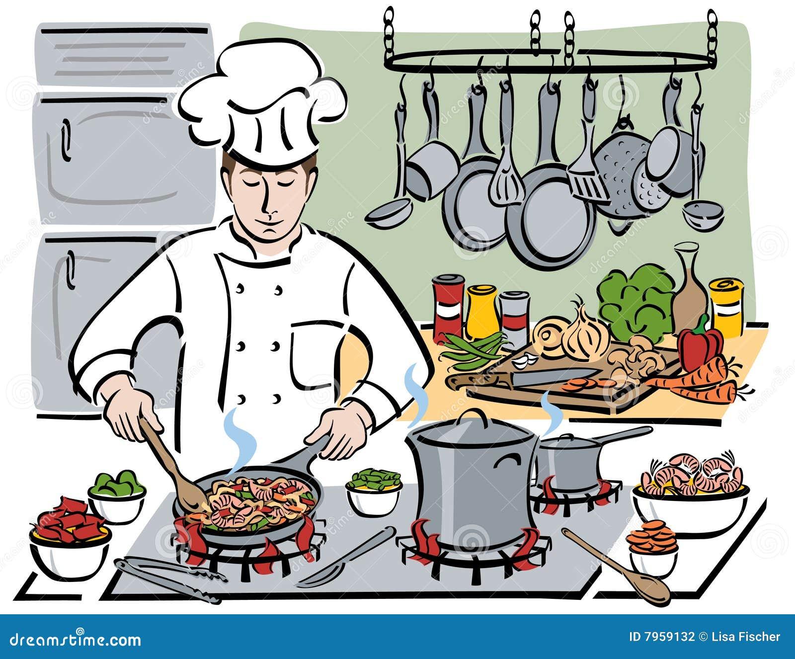 厨房用品简笔画大全内容图片展示_厨房用品简笔画图片