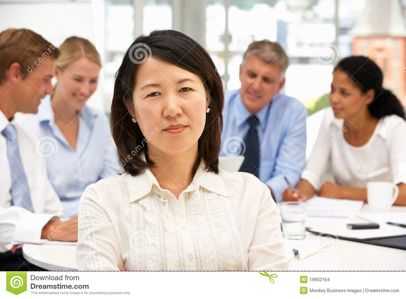 Contact de bureau de recrutement photo stock image du ordinateur