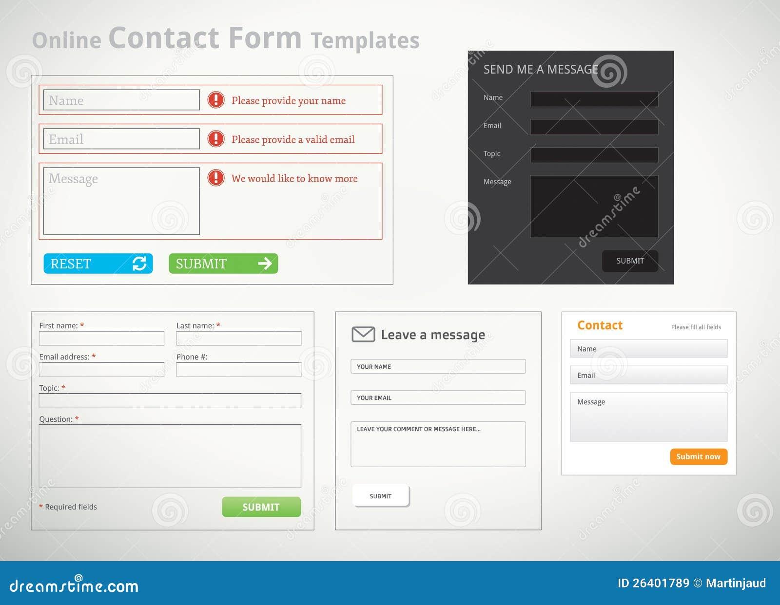 Web Form Templates. 25 elegant html css login form templates ...