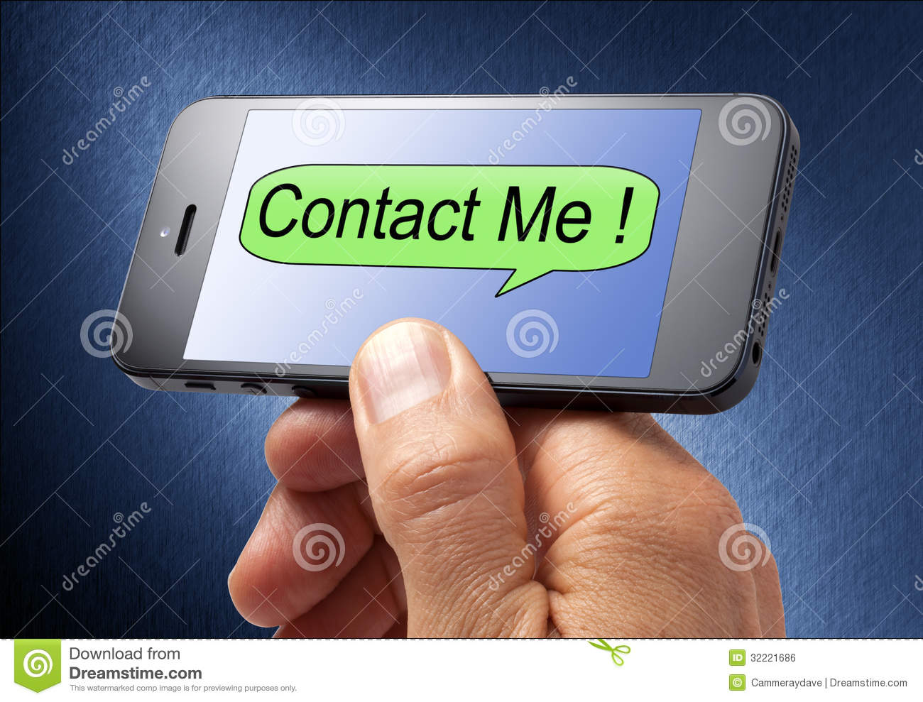 Contact Me Cell Phone